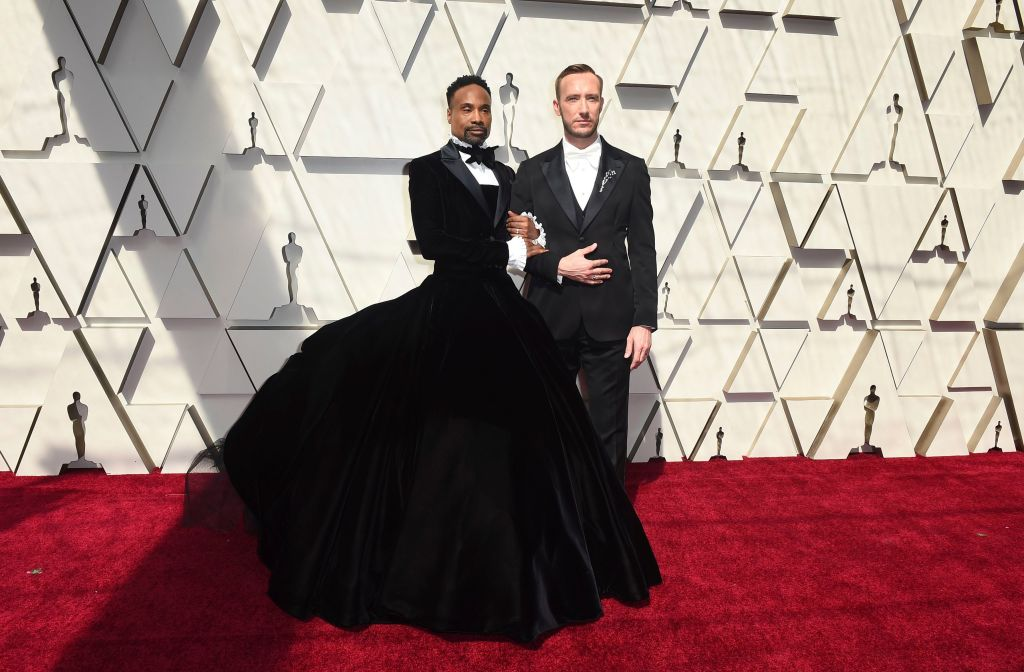 Billy Porter arrives at the Oscars, at the Dolby Theatre in Los Angeles91st Academy Awards - Arrivals, Los Angeles, USA - 24 Feb 2019.