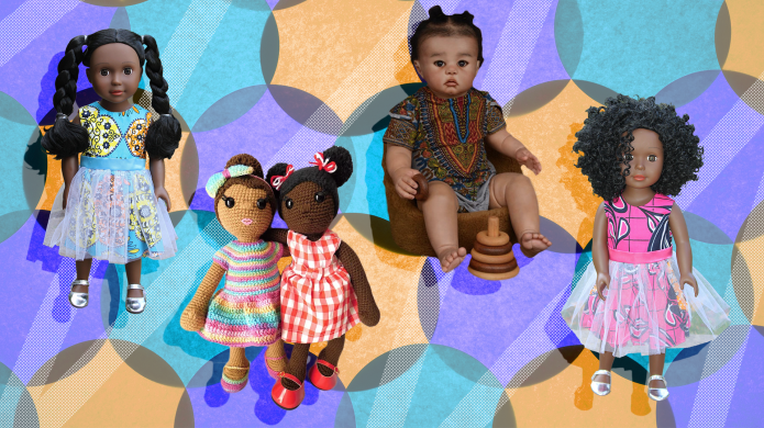 Black & Mixed-Race Dolls Your Kid