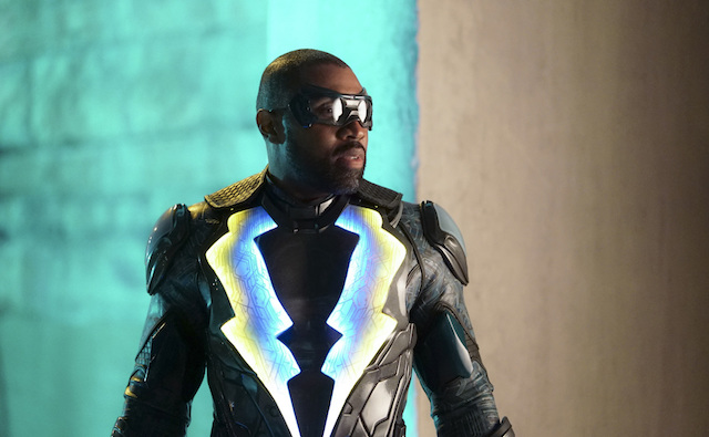 photo of 'Black Lightning' TV series