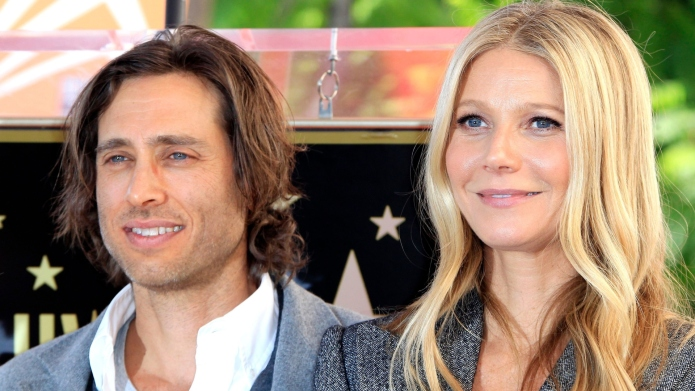 Brad Falchuk and Gwyneth Paltrow.