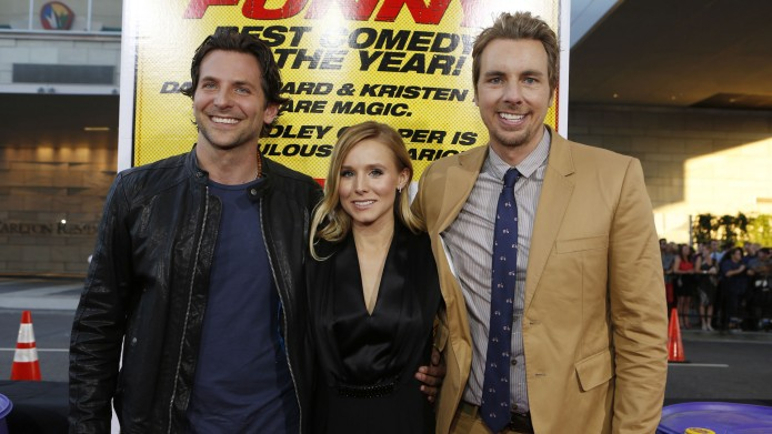 Photo of Bradley Cooper, Kristen Bell