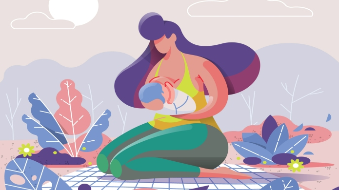Breastfeeding Pain: What Causes It &