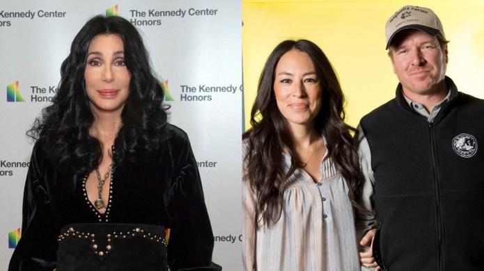 Cher loves 'Fixer Upper'