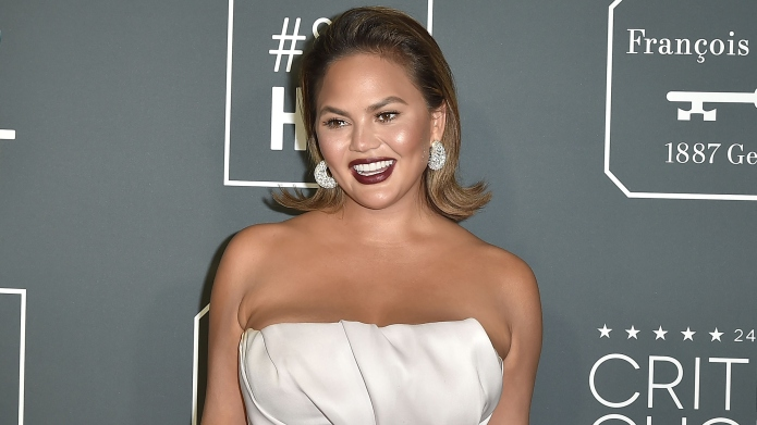 Chrissy Teigen attends the 24th Annual