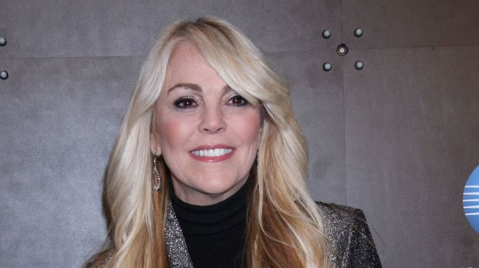 Dina Lohan arrives at Marquis New