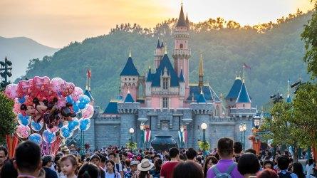 Disneyland Named the Most Vegan-Friendly Amusement