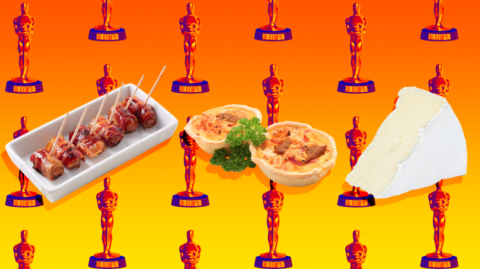Oscars appetizers