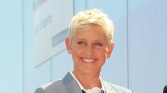 Ellen Degeneres, Ryan Seacrest at the
