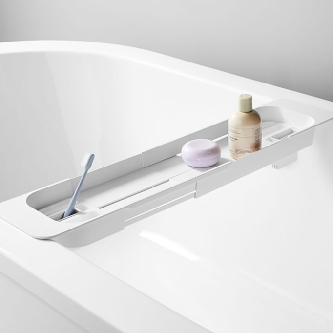 Products for Women With Endometriosis: Bathtub Caddy