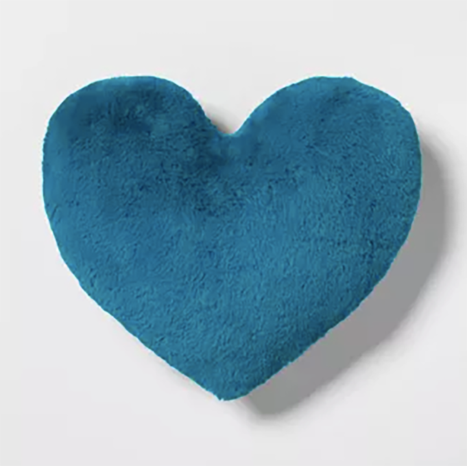 Products for Women With Endometriosis: Heart Pillow