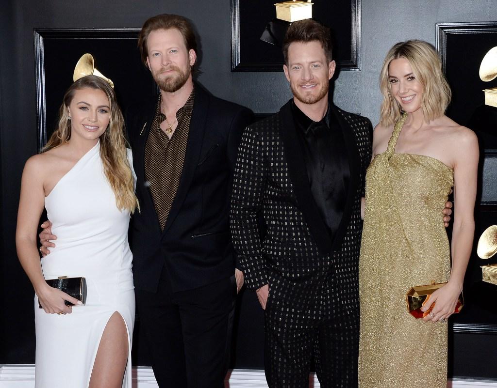 Florida Georgia Line 61st Annual Grammy Awards, Arrivals, Los Angeles, USA - 10 Feb 2019