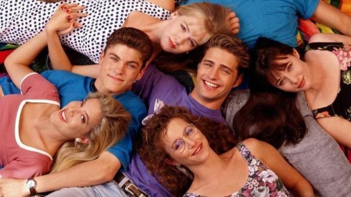 The original cast of 'Beverly Hills,