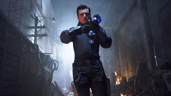 Still photo from 'Future Man'