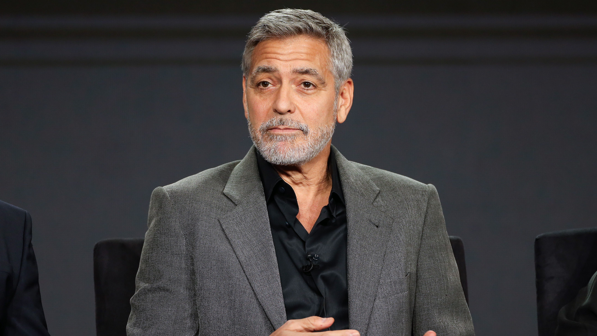 George Clooney Comes to Meghan Markle's Defense, Says She ...