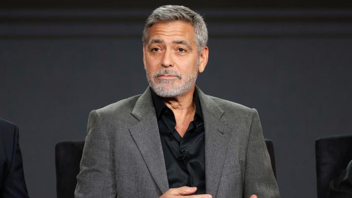 George Clooney Catch-22 Hulu