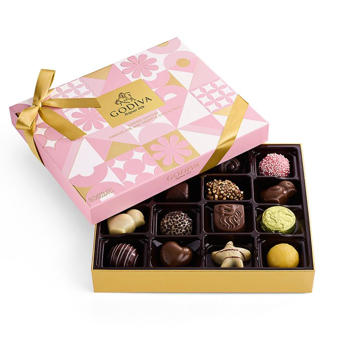 Godiva Assorted Chocolates Spring Gift Box