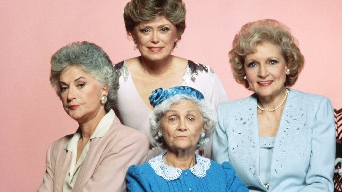 THE GOLDEN GIRLS -- Season 1