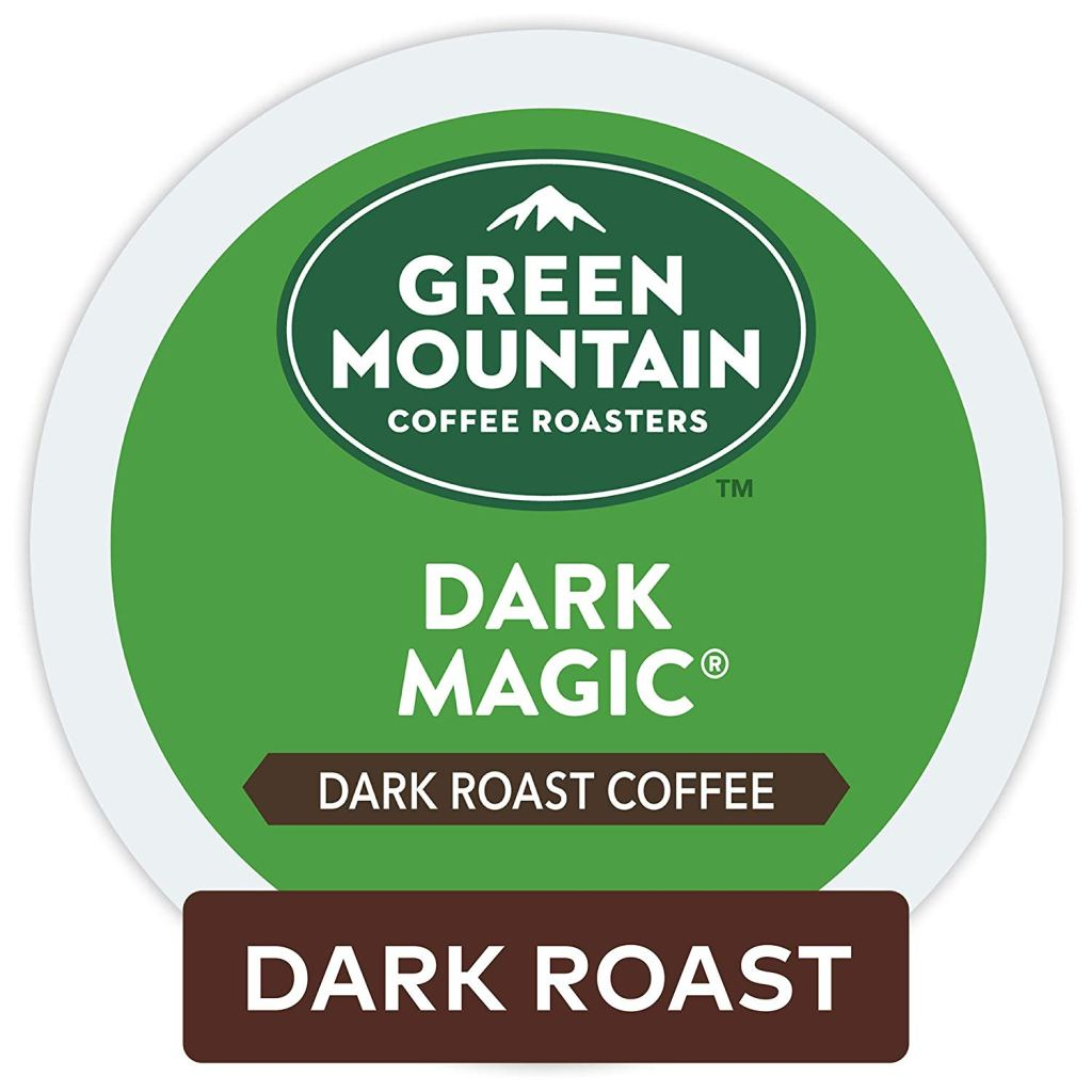 Green Mountain grocery store coffee.