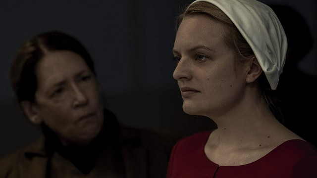 Still photo from 'The Handmaid's Tale'