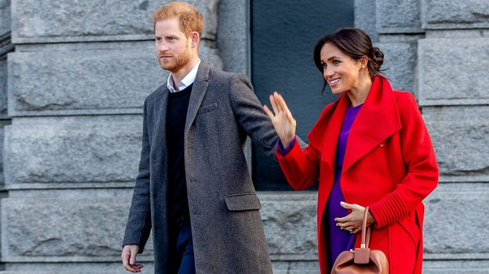 Prince Harry & Meghan Markle Are Reportedly Eyeing an American School for the Royal Baby – SheKnows