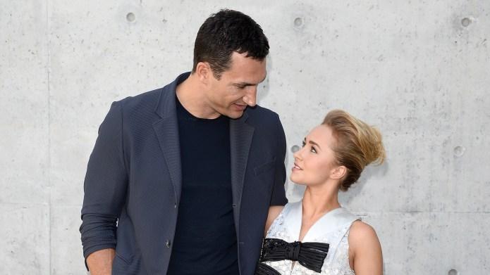 Hayden Panettiere & Ex Wladimir Klitschko