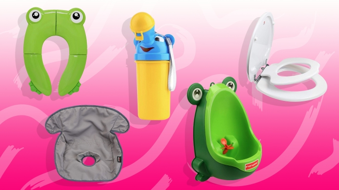 Help Potty Training With These Products