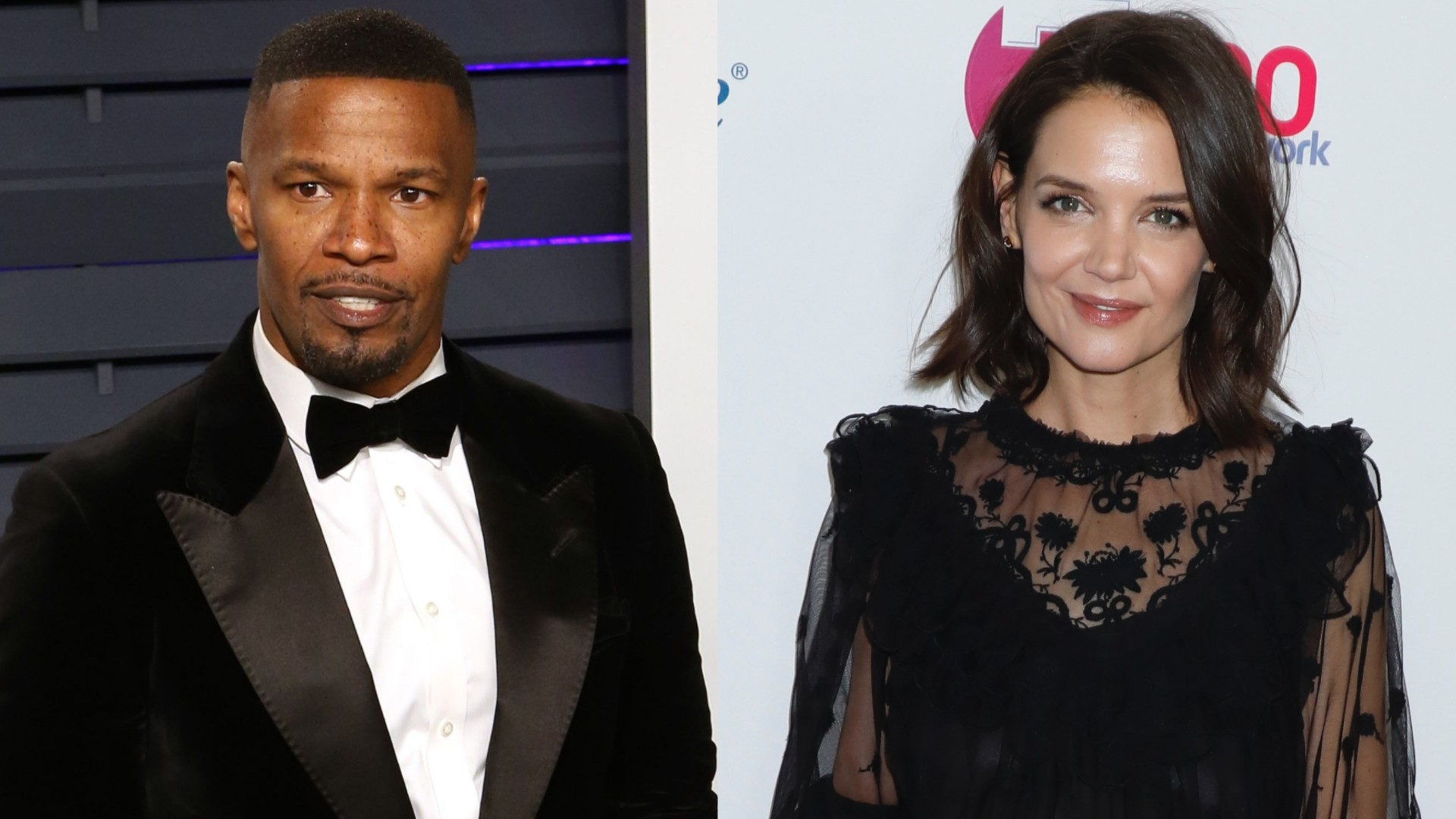 3173a8ff931 Did Jamie Foxx   Katie Holmes Break Up  His Latest Comments Are Cause for  Concern
