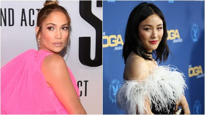 Jennifer Lopez; Constance Wu.