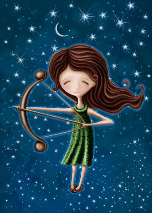 Sagittarius: Nov. 22 – Dec. 21