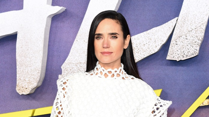 Jennifer Connelly arrives at the 'Alita: