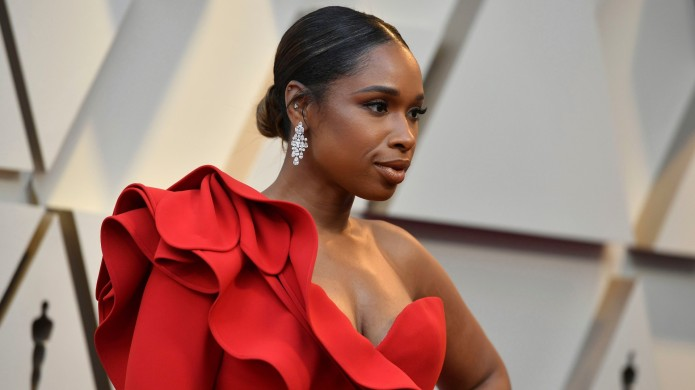 Jennifer Hudson at the 2019 Oscars