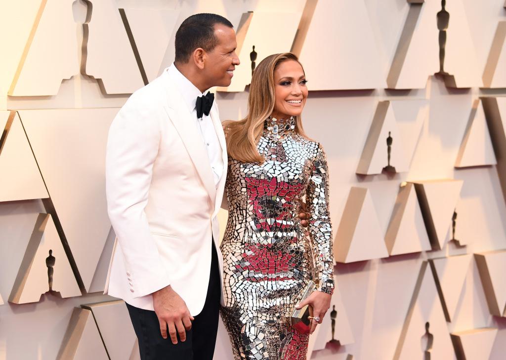 Alex Rodriguez and Jennifer Lopez91st Annual Academy Awards, Arrivals, Los Angeles, USA - 24 Feb 2019