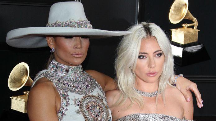 Photo of Jennifer Lopez and Lady