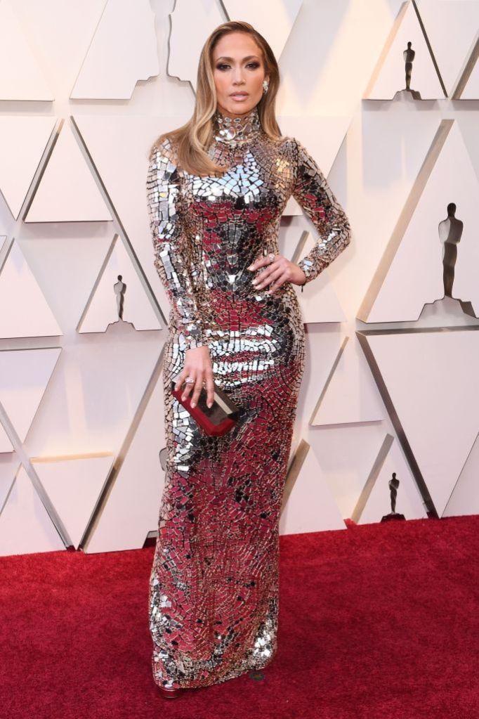 Jennifer Lopez91st Annual Academy Awards, Arrivals, Los Angeles, USA - 24 Feb 2019