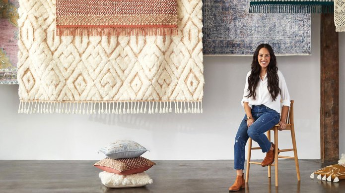 Joanna Gaines' Anthropologie Collection Is Now