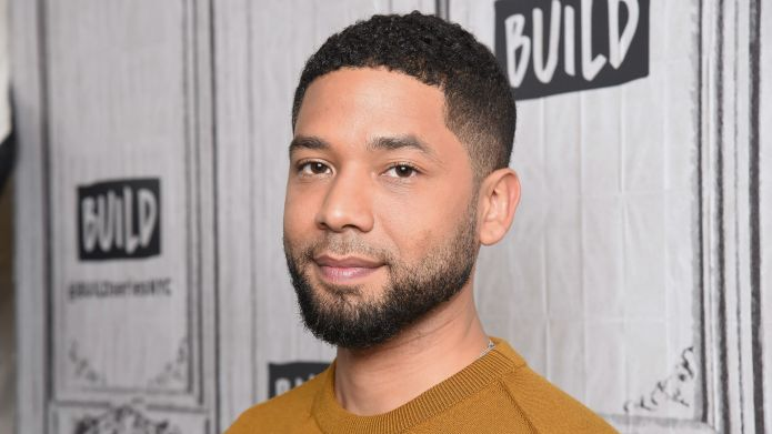 Photo of Jussie Smollett at Celebrity