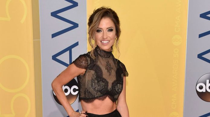 Kaitlyn Bristowe arrives at the 50th