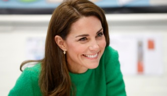 Did Kate Middleton Take Prince Louis