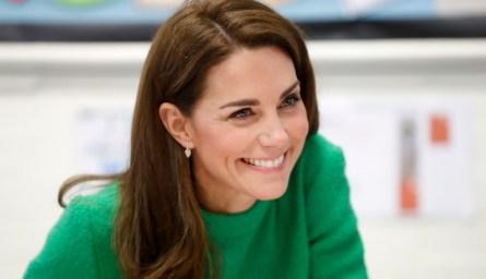 Did Kate Middleton Take Prince Louis
