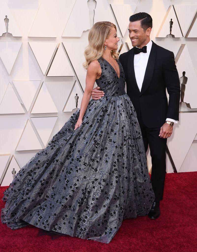 Kelly Ripa and Mark Consuelos91st Annual Academy Awards, Arrivals, Los Angeles, USA - 24 Feb 2019.