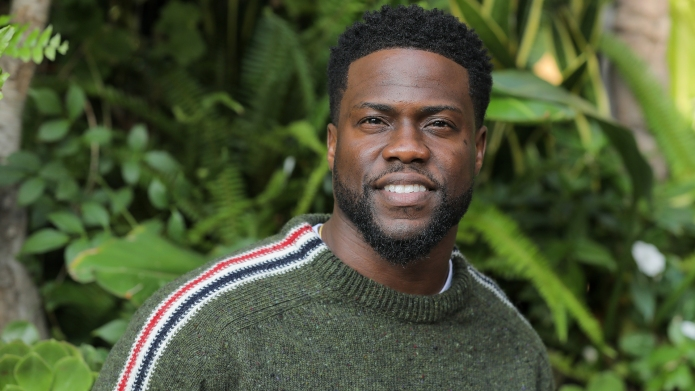 Kevin Hart'The Upside' film photocall, Los
