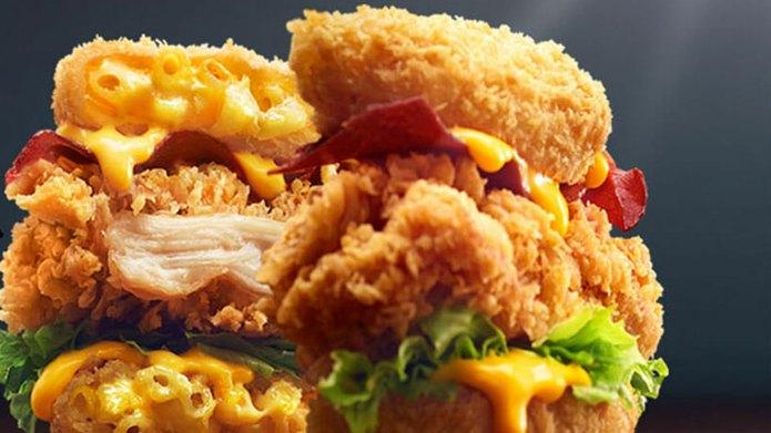 KFC's New Zinger Sandwich Has a