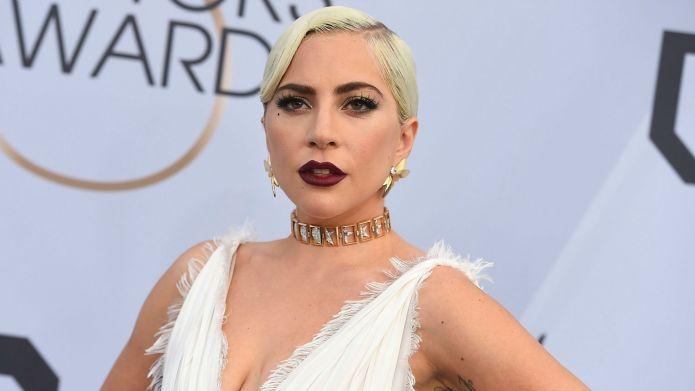 Photo of Lady Gaga at 2019