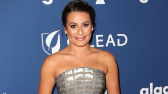 Lea Michele attends the 29th Annual