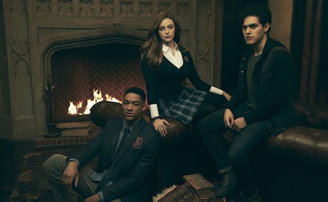 photo of 'Legacies' TV series
