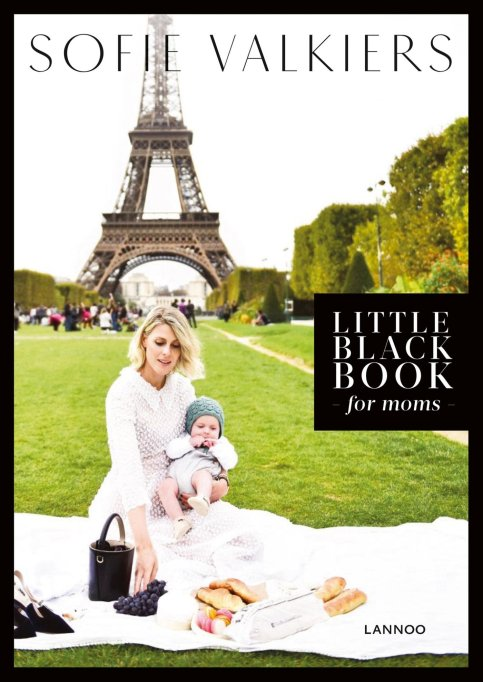 'Little Black Book for Moms' by Sofie Valkiers