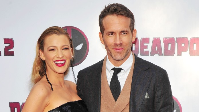 Blake Lively Trolls Ryan Reynolds for