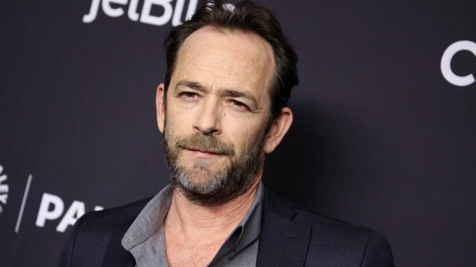 Luke Perry at Paleyfest 2018