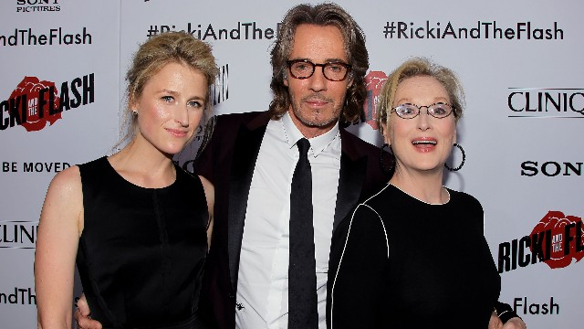 Photo of Mamie Gummer, Rick Springfield and Meryl Streep