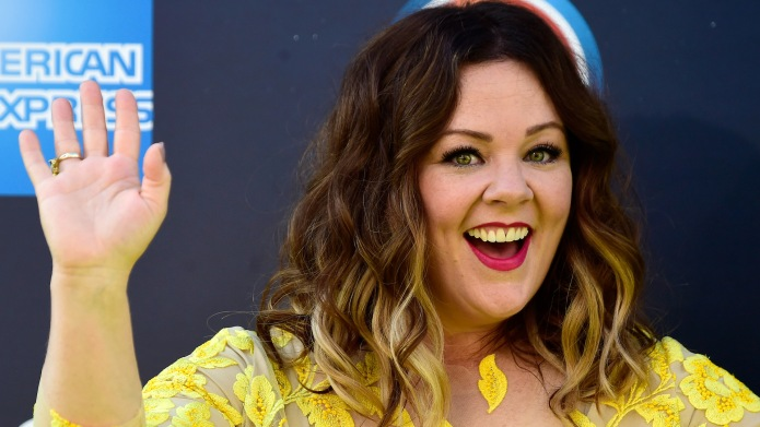 Melissa McCarthy 'Amazed' by Her 2